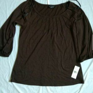 B.Design Top Brown Women Size Small S Style watch